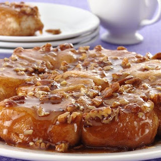 Buttermilk Biscuit Sticky Buns Recipes