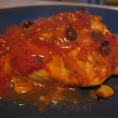 Texas Two-Step Chicken Picante