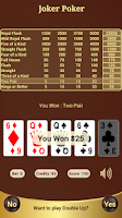 Screenshot of Joker Poker