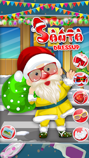 Santa Dressup - Kids Game - screenshot