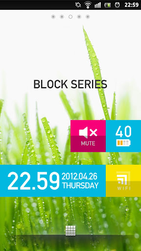 BLOCK SILENT SWITCH WIDGET