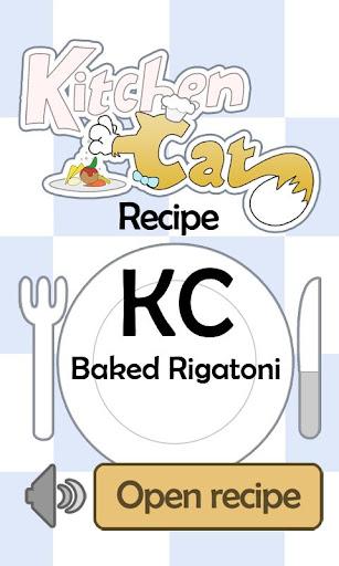 玩生活App|KC Baked Rigatoni免費|APP試玩