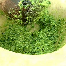 Pesto with Basil and Parsley