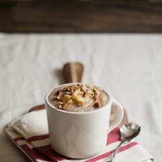 Banana-Pecan Amaranth Porridge