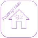 GLX Themes: Passing Notes icon