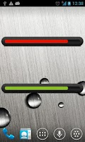 Screenshot of Battery bar uccw skin