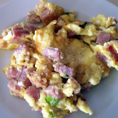 South Beach Scrambled Eggs