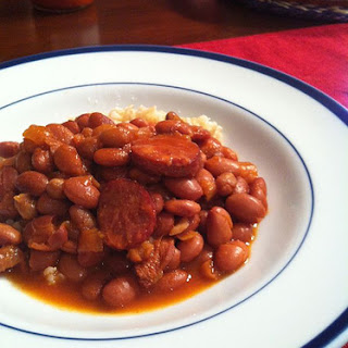 Pinto Beans Slow Cooker Sausage Recipes