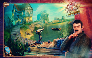 Screenshot of Alex Hunter: Lord of the Mind