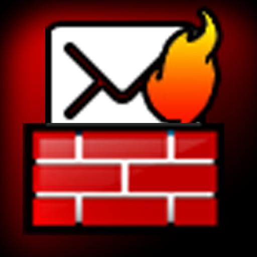 通讯のメッセージのファイアウォール - ブロックスパム LOGO-記事Game