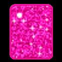 KB SKIN - Pink Glitter icon