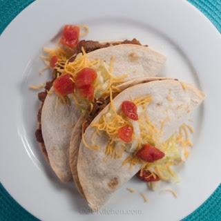 Healthy Taco Bake Recipes