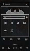 Screenshot of Betman dodol theme