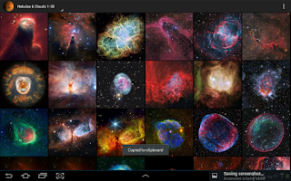Screenshot of Space Wallpaper Photos