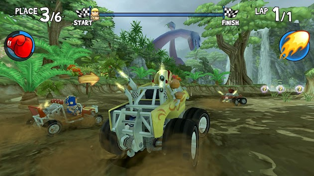 Beach Buggy Racing APK screenshot thumbnail 2