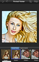 Screenshot of Portrait Painter