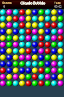 Screenshot of Classic Bubble