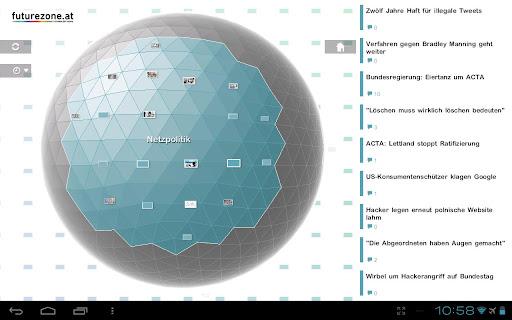 【免費新聞App】futurezone-APP點子