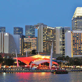 Marina Bay by Koh Chip Whye - Buildings & Architecture Office Buildings & Hotels (  )