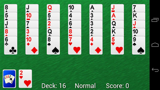 Solitaire Golf Pro