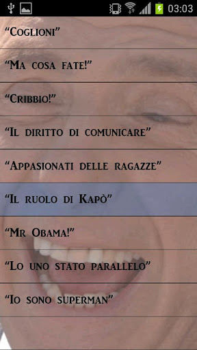 【免費娛樂App】Le Frasi di Berlusconi-APP點子