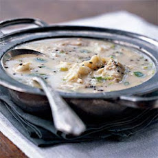 Oyster-Crab Bisque