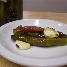 Sweet Garlic Pickles