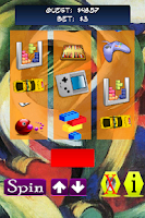 Screenshot of 777 Slot Machines