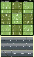 Screenshot of Sudoku Brainiak Free