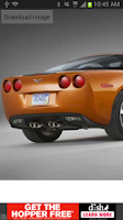 Screenshot of Chevy Corvette Wallpapers