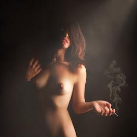 Sedat Fetanet by Sedat Fetanet - Nudes & Boudoir Artistic Nude ( çakma studyo, sexy, nude, retouching, sedat fetanet )