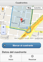 Screenshot of Mi Policía