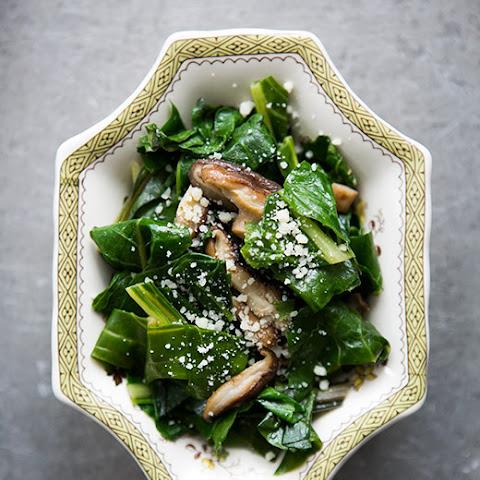 10 Best Swiss Chard Mushrooms Recipes   Yummly