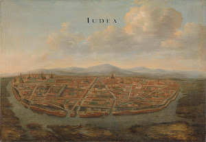 RIJKS: attributed to Johannes Vinckboons: View of Judea, the Capital of Siam 1663
