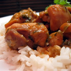 Trinidad Stewed Chicken