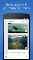 Screenshot of imo beta free calls and text