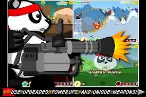 Screenshot of BowQuest: PandaMania! Lite