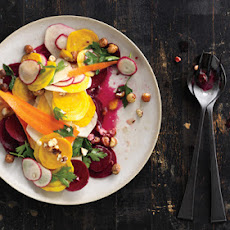 Shaved Root Vegetable Salad