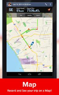 Speed Tracker, GPS speedometer v2.0.7 Apk