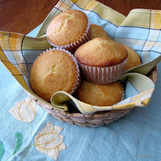 Honey Cornbread Muffins-The Neely's