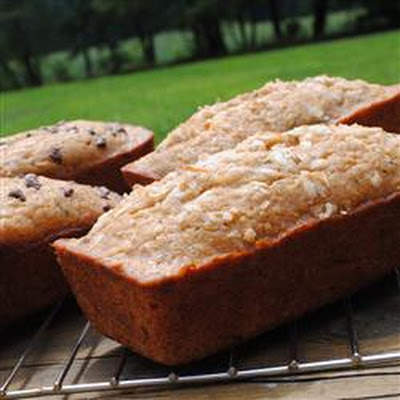 Honey Butter Zucchini Bread