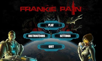 Screenshot of Frankie Pain