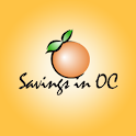 SavingsInOC Coupon App icon