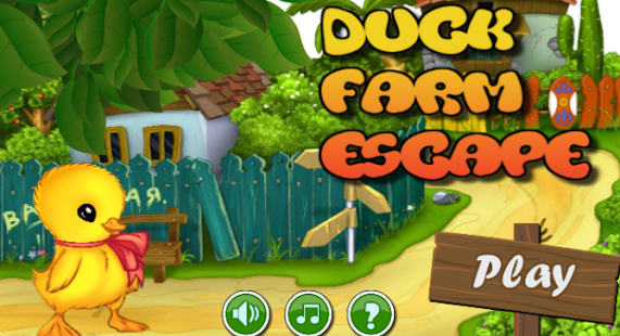Duck Farm Escape - screenshot