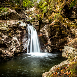 Bingham by Gabriel Lungu - Landscapes Waterscapes ( waterfall, long exposure, rocks )