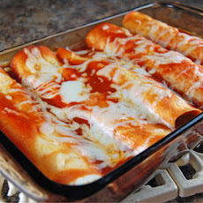 Italian Sausage Enchiladas – Don't be afraid to substitute ingredients