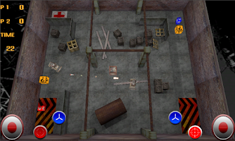 Screenshot of Metal Destruction Lite