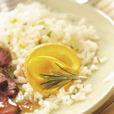 Mixed Herb Rice Recipe