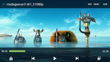 Screenshot of GOM Cinema Android