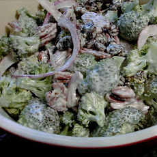 Pecan Broccoli Salad